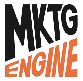 マーケティングエンジン ロゴ