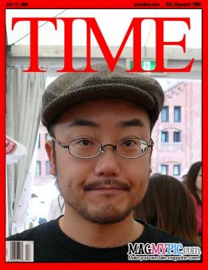 TIME 誌の表紙